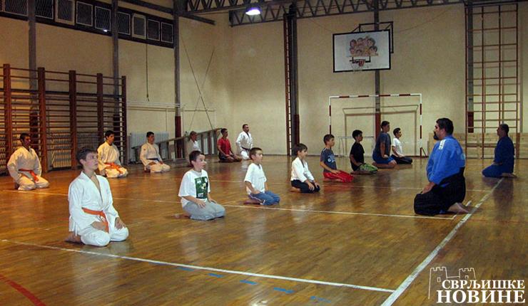 Mala škola samoodbrane