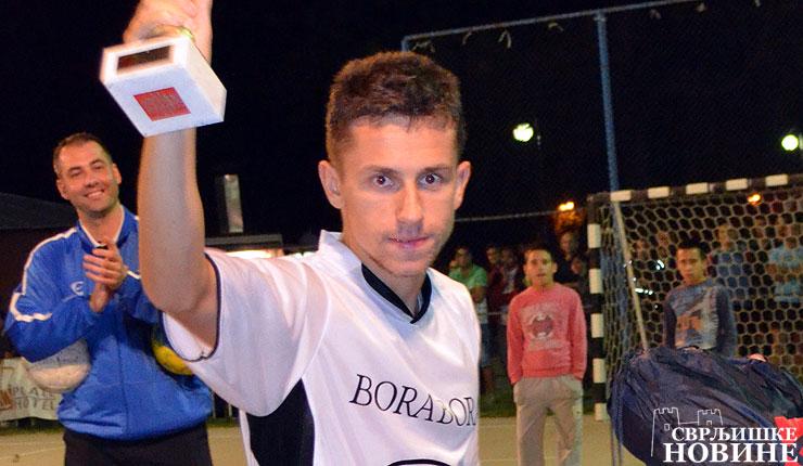 Ranđelović trenira sa Partizanom