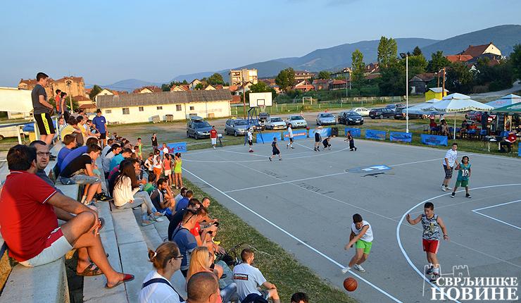 "Počeo IV turnir u basketu ""Svrljig 2013"""