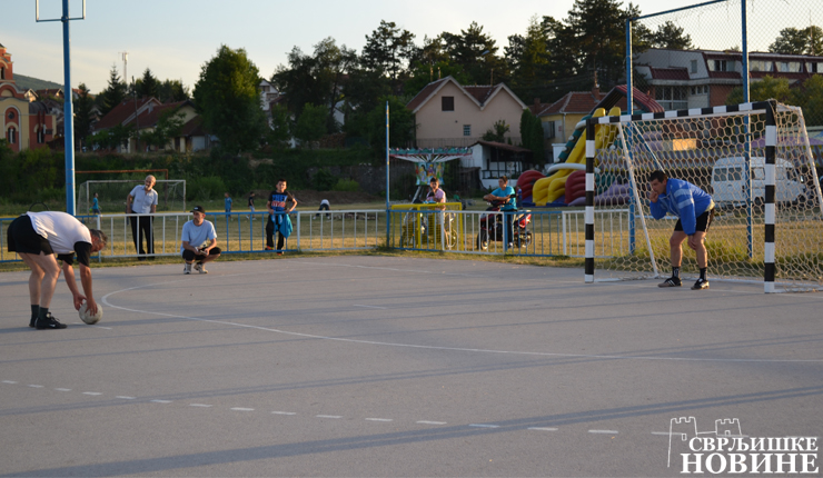 Sedmojulski turnir u Plužini