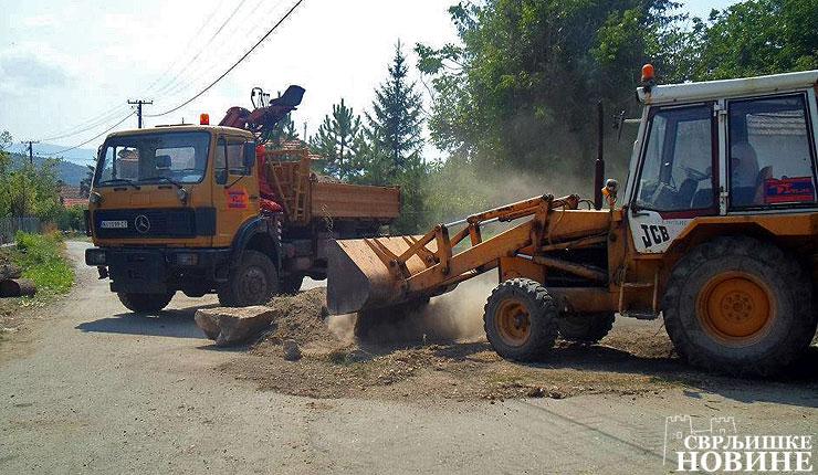 """Akcija """"Očistimo selo"""" u Niševcu"""