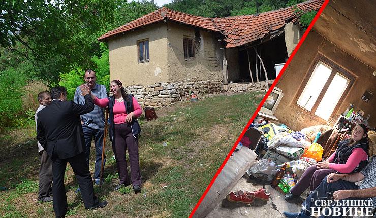 Zorica iz Drajinca dobija novu kuću