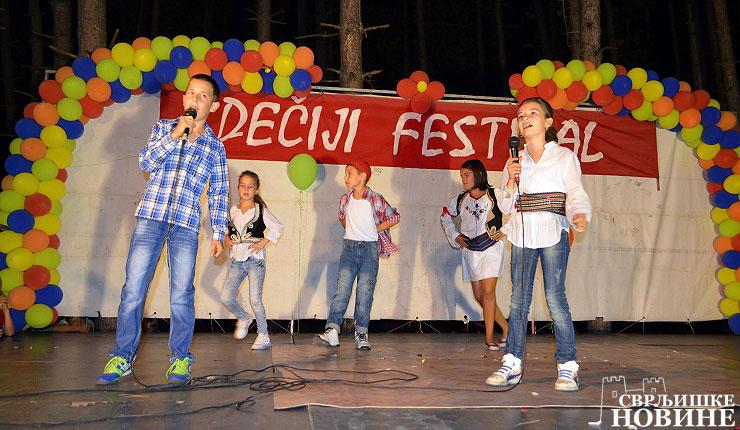 "Počinje 17. ""Dečji festival"" u Svrljigu"