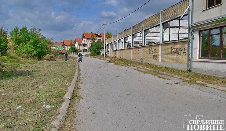 Nakon pisanja Svrljiških novina uređena ulica