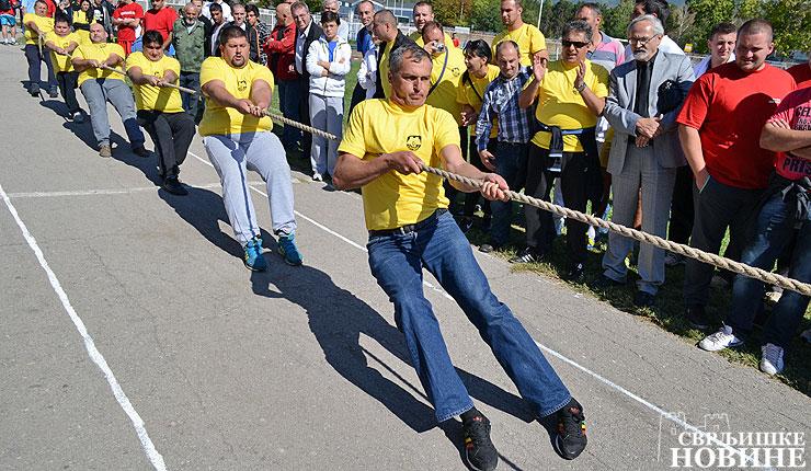 "Seoske olimpijske igre ""Aleksinački rudnik 2013"""