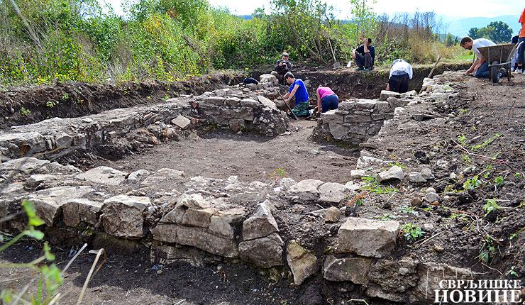 Pronađeno veliko rimsko kupatilo