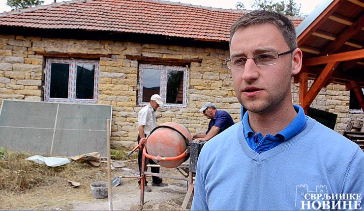 Odbornik Marko Mladenović se odrekao odborničkih dnevica kako bi pomogao deci 1