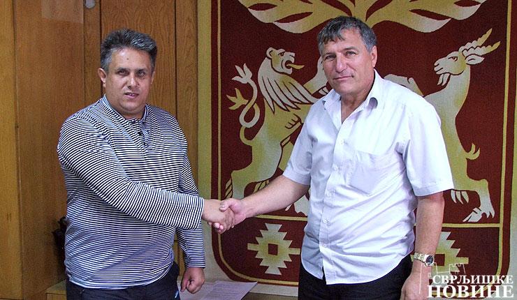 Saradnja Svrljiga i bugarske opštine Čiprovci