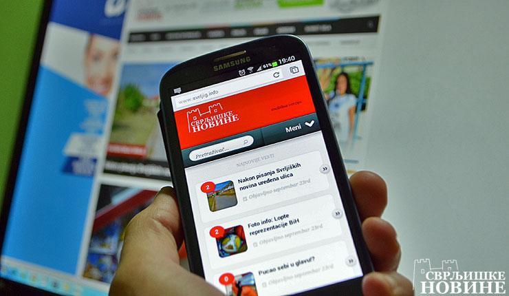 Mobilna verzija Svrljiških novina