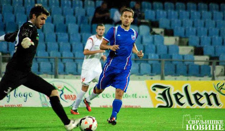 Svrljižanin večeras u dresu Makedonije protiv Srbije