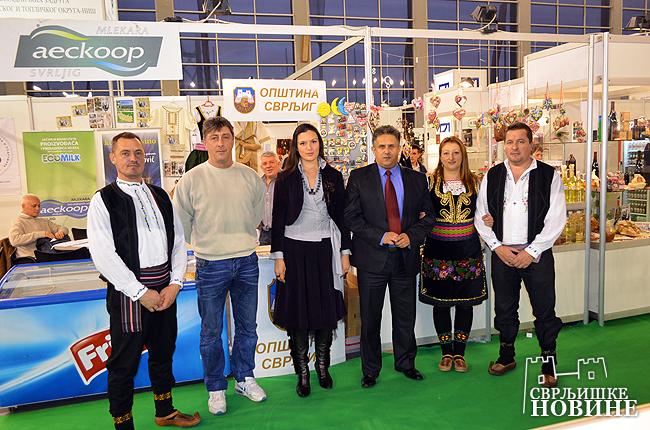 Svrljižani na sajmu u Beogradu