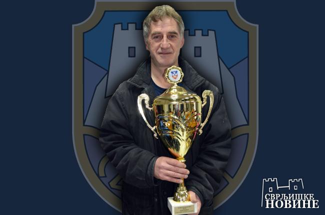 "Tošić pobednik 27. ""Trofeja Beograda"""