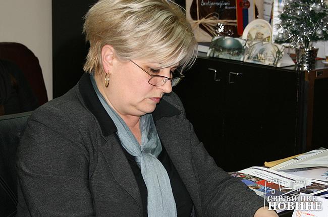 Dejana Mitić, foto: Svrljiške novine, arhivska fotografija