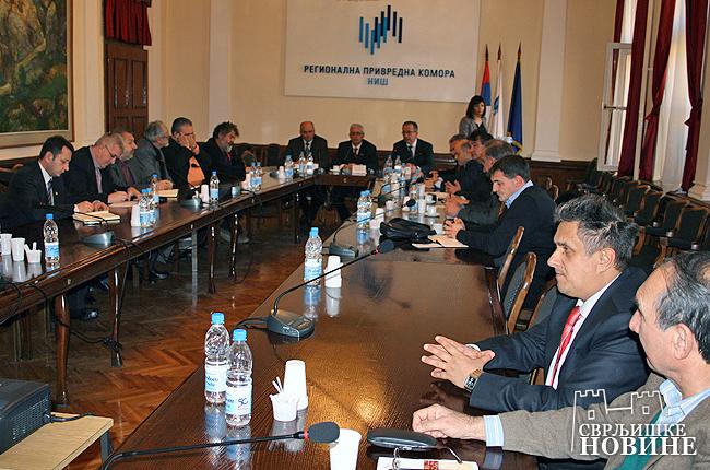 Razvoj Juga i Istoka Srbije