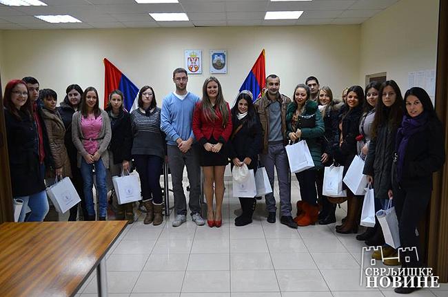 Potpisani ugovori sa studentima