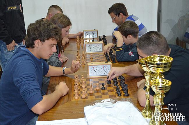 Pionirski turnir u šahu