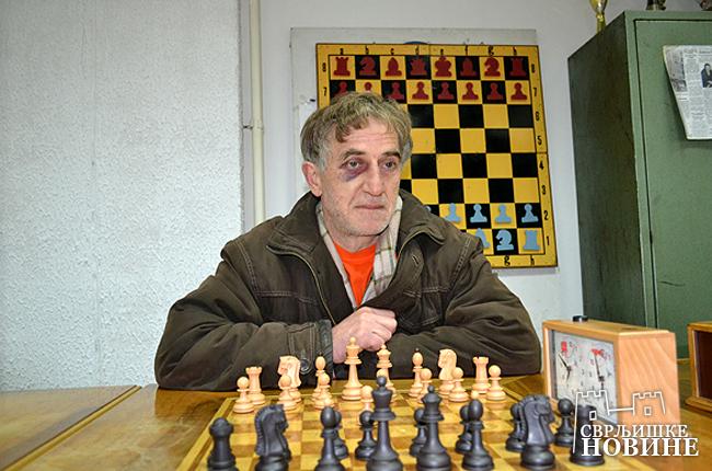 Pretučen velemajstor Tošić
