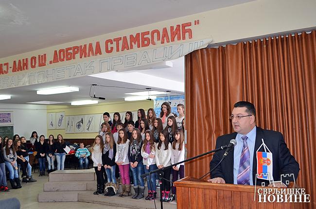 """OŠ """"Dobrila Stambolić"""" proslavlja svoj dan"""