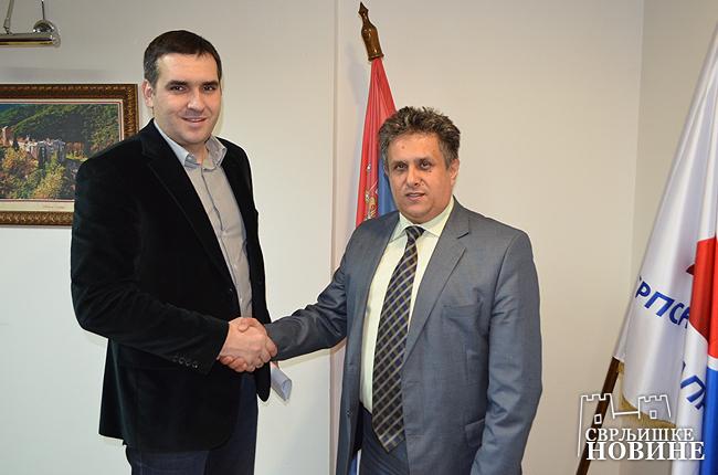 Radomir Nikolić i Milija Miletić