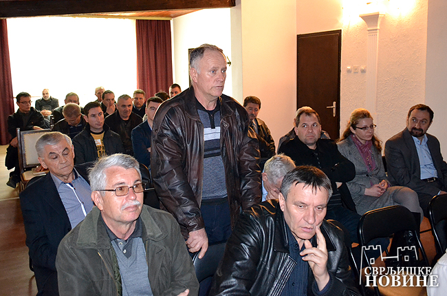 Sastanak privrednika u Malči