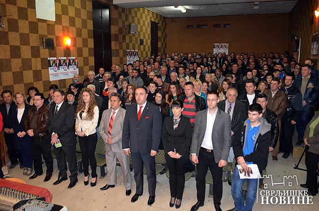 Glas za Vučića – glas za nova radna mesta
