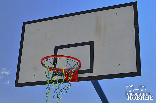 """Počinje turnir u basketu ''Tri na tri"""""""