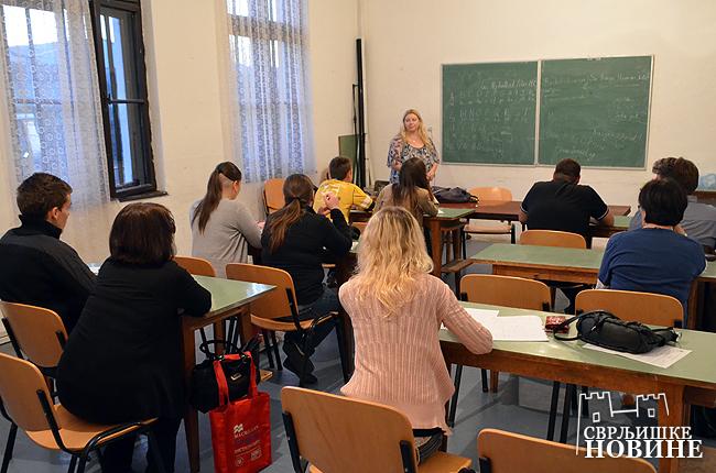Škola stranih jezika nastavlja sa radom