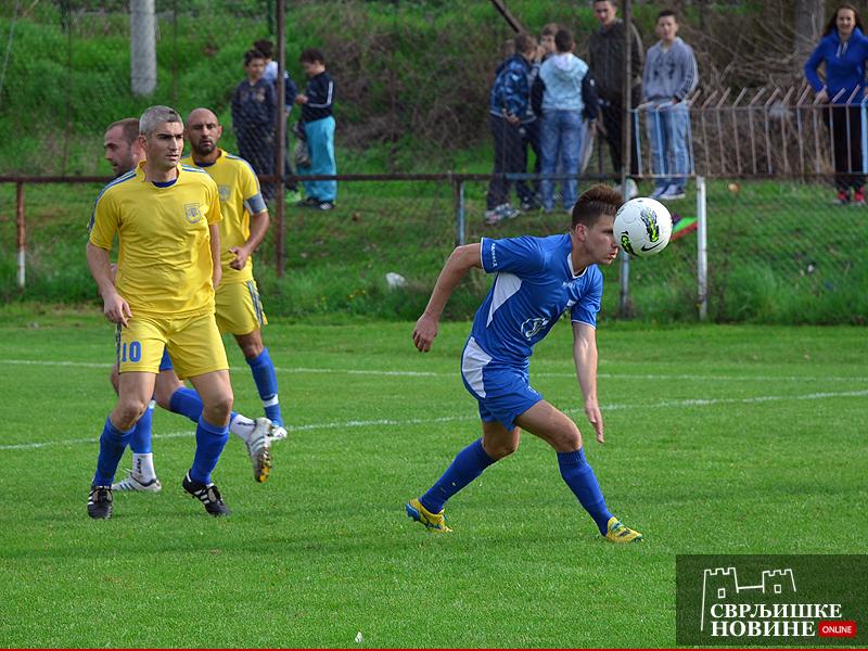 FK Svrljig polusezonu završio na devetom mestu