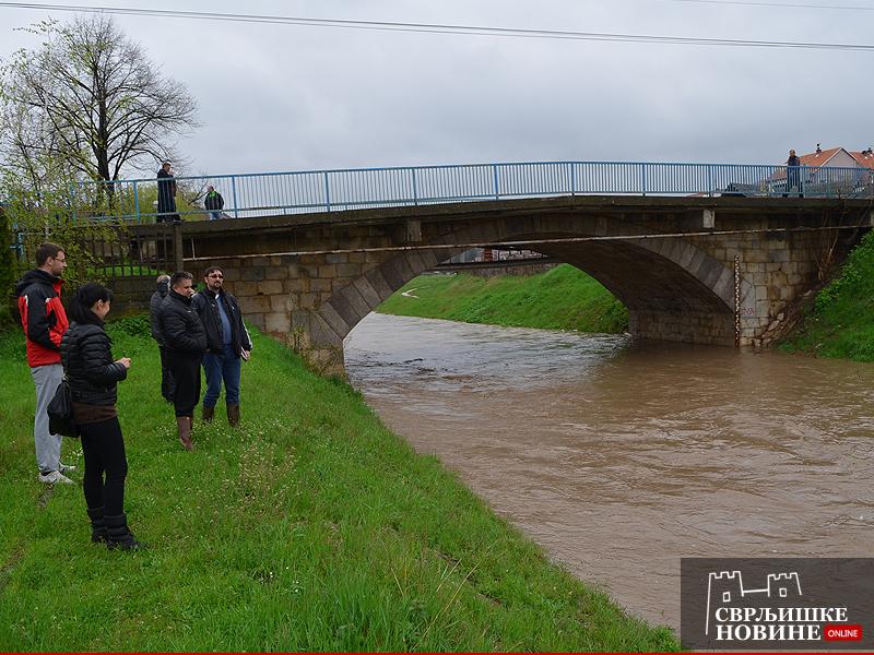 U Svrljigu moguće poplave