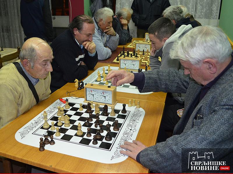 "Prvenstvo šahovskog kluba ""Vetaran"""