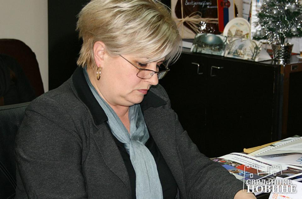 Dejana Mitić novi načelnik Opštinske uprave