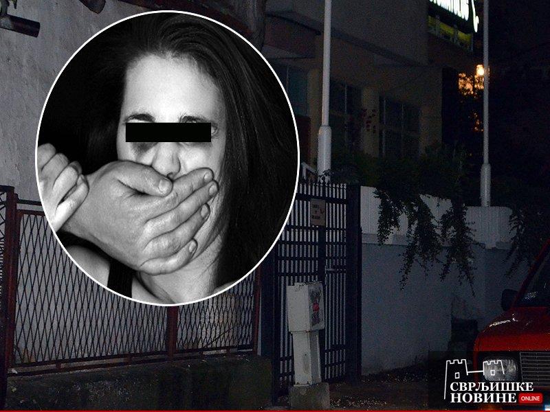 Uhapšen manijak koji je pretukao ženu