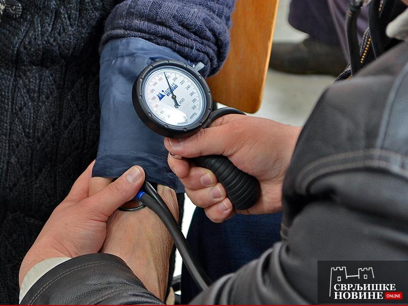 USS: Akcija merenja krvnog pritiska i šećera u krvi