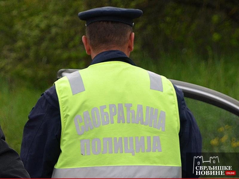 Pijani traktorista napao policajca