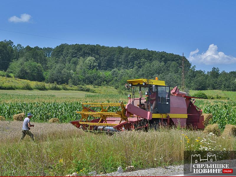 Otvoren prvi krug Konkursa Fonda za razvoj poljoprivrede Opštine Svrljig