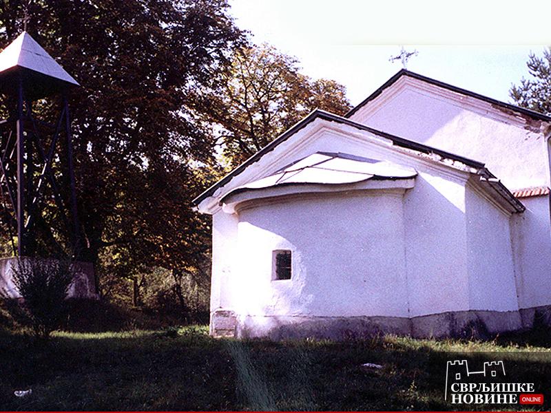 Hram Uspenja Presvete Bogorodice u Crnoljevici