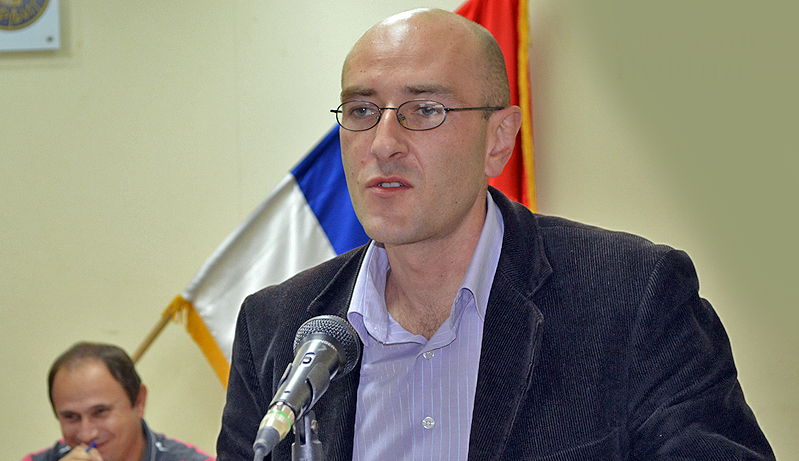 Ljubiša Stojković novi zamenik načelnika OU