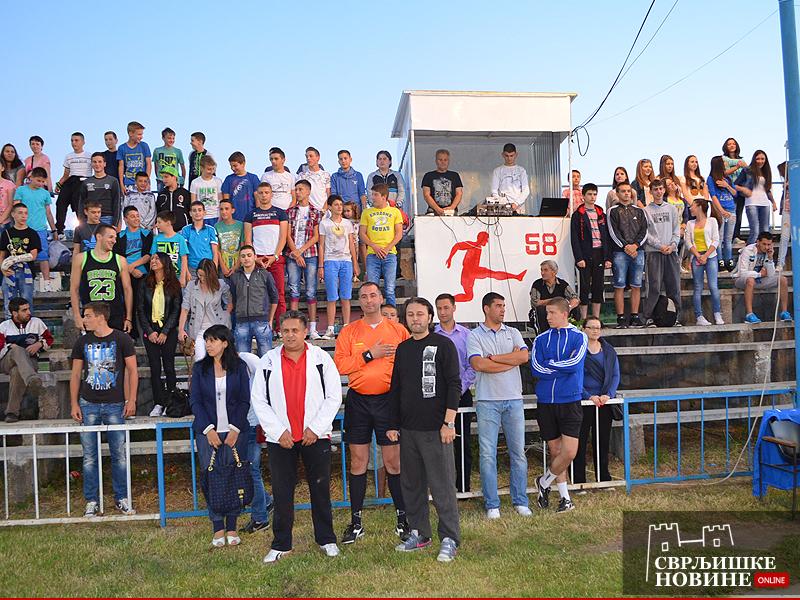 "28.06.2014./ 58. VIdovdanski turnir ""Svrljig 2014"""