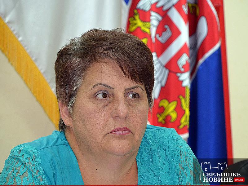 Dragica Ristić novi zamenik predsednika SO Svrljig