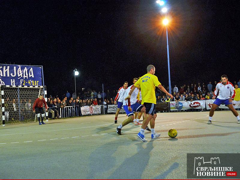 "Počinje ""58. Vidovdanski turnir u malom fudbalu"""