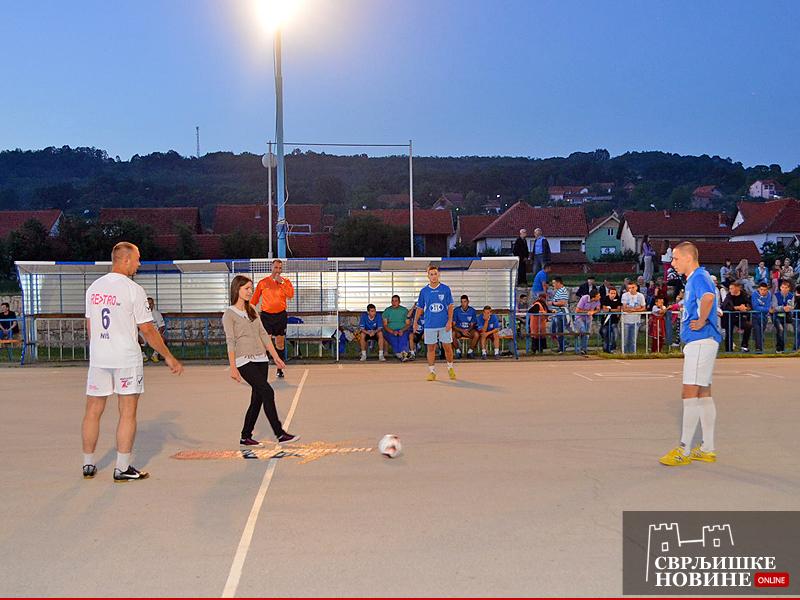 Počeo 58. Vidovdanski turnir u malom fudbalu
