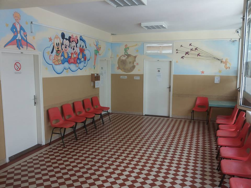 Ulepšane prostorije dispanzera za decu