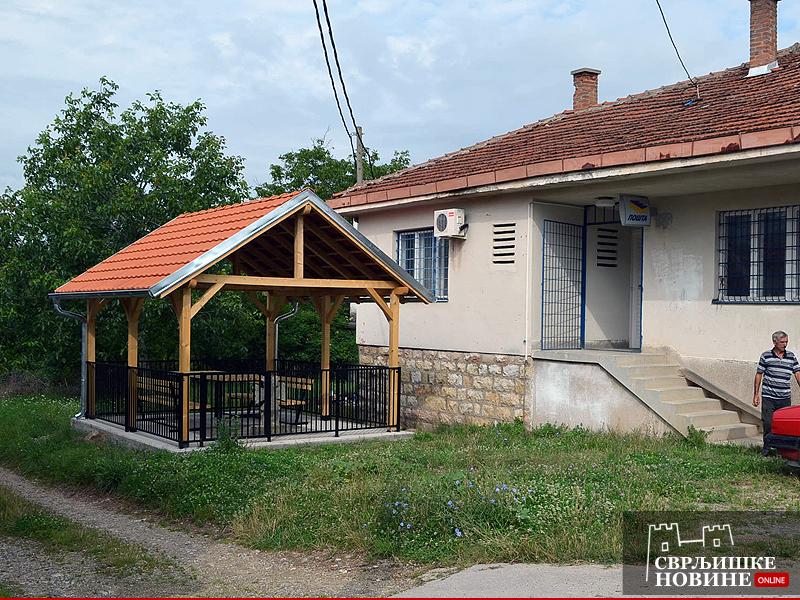 Izgrađeno odmaralište u Guševcu