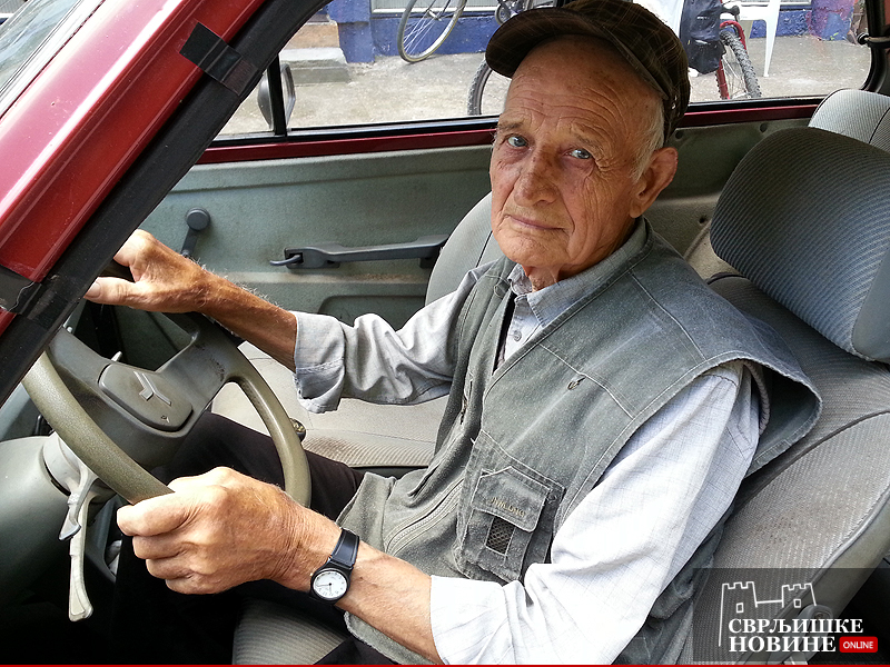 Najstariji vozač u opštini je iz Grbavča