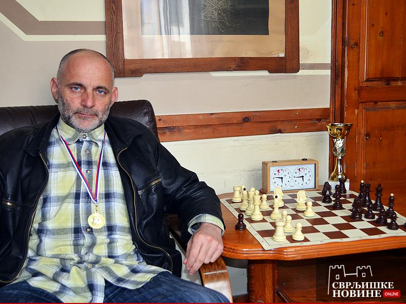 Svrljižani na šahovskom turniru u Niškoj Banji