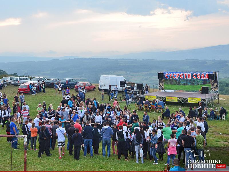 """Novi raspored takmičenja na manifestaciji ''Susreti sela"""""""