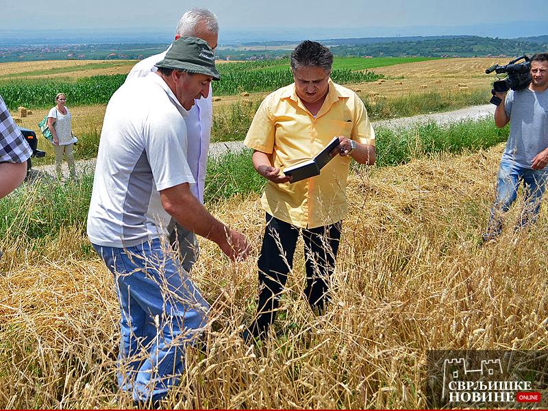 Miletić o problemima u poljoprivredi