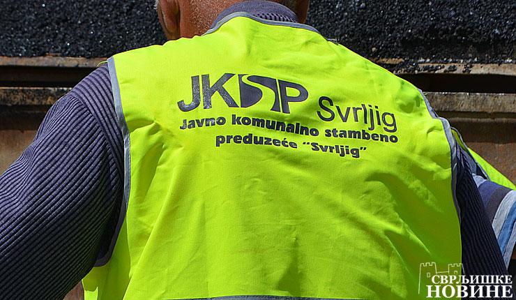 """Obaveštenje iz JKSP """"Svrljig"""" povodom pomeranja rasporeda izvoženja smeća"""