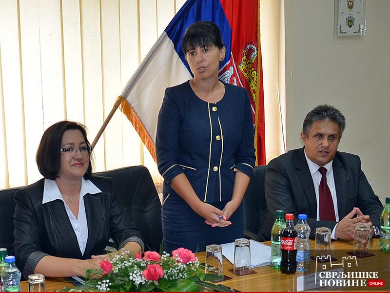 Ministarka poljoprivrede posetila Svrljig