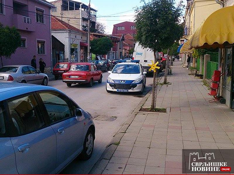 (NE)propisno parkiranje